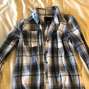 Hurley flannel (women)